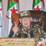 Gaïd Salah avertit les forces qui visent à faire perdurer la crise