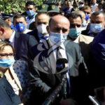 Rapide mobilisation des autorités après le séisme de Mila