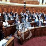 Le parlement adopte le texte de loi relatif au projet de révision constitutionnelle