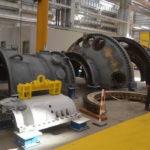 Inauguration du complexe de fabrication de turbines à gaz et à vapeur de Batna