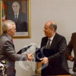 Mémorandum d'entente entre les ministères de l'industrie et de la transition énergétique