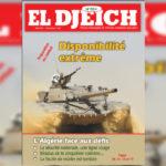 El Djeich dénonce les forces subversives qui tentent d'exploiter les mouvements sociaux