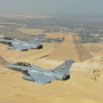 L'Egypte se paie 30 Rafale supplémentaires, un satellite d'observation et 4 radars