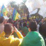 Tizi Ouzou : les services mettent en scène un grand emblème national