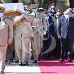 Abdelaziz Bouteflika inhumé au Carré des Martyrs du cimetière El-Alia